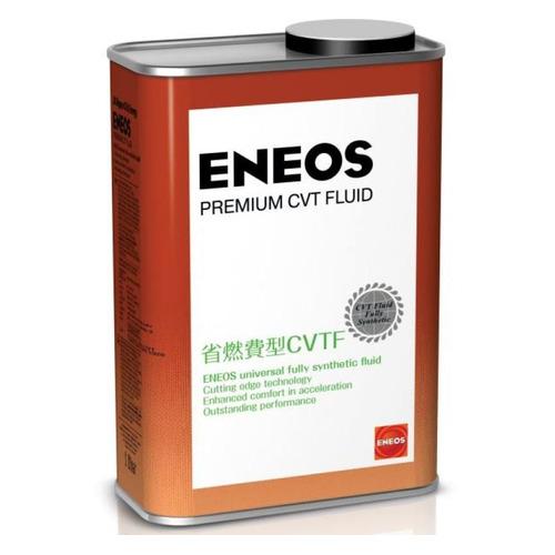 Масло трансмиссионное синтетическое ENEOS Premium CVT Fluid, 1л [8809478942070]
