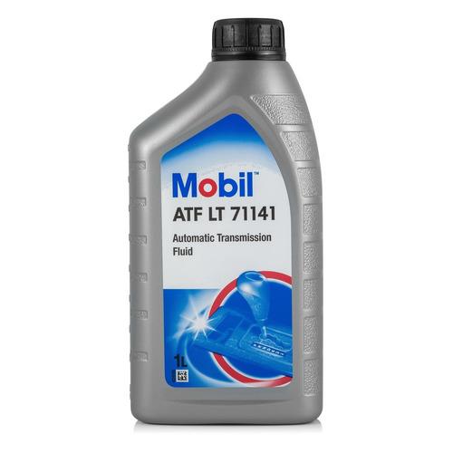 Масло трансмиссионное MOBIL ATF LT 71141, полусинтетическое, 1л, АКПП [152648] трансмиссионное масло mobil atf 320 1 л