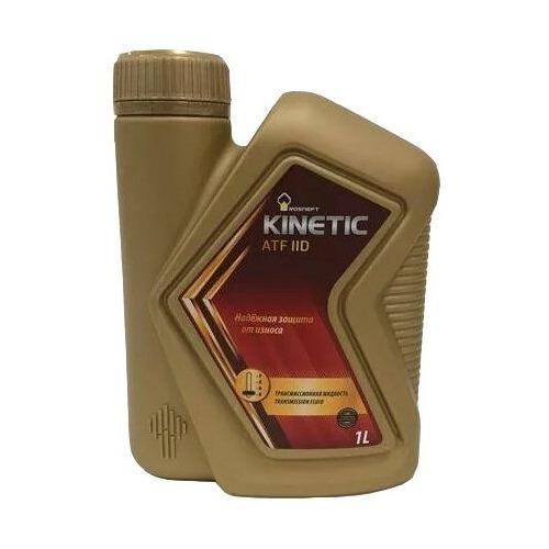 Масло трансмиссионное минеральное ROSNEFT Kinetic ATF IID, 1л [40817432]