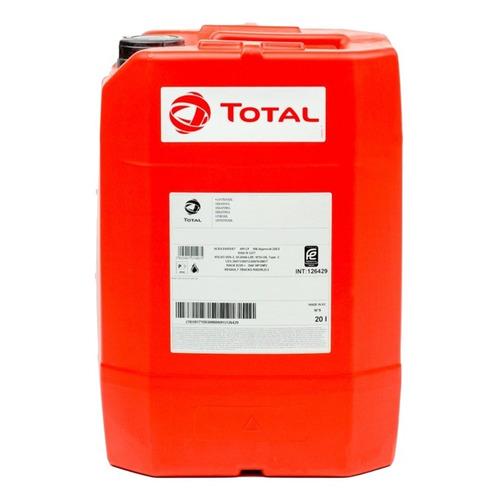 Масло трансмиссионное синтетическое TOTAL Transmission Gear 8, 75W-80, 20л [201301]