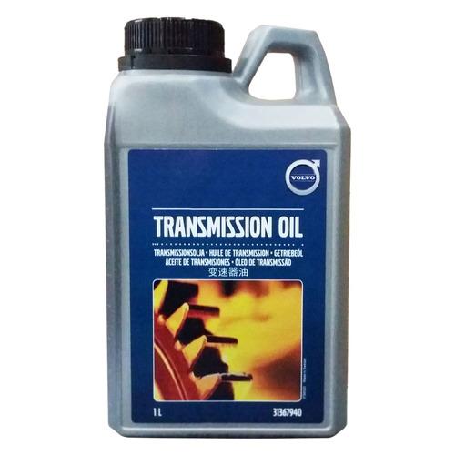 Масло трансмиссионное синтетическое VOLVO Transmission Oil, 1л [31367940]