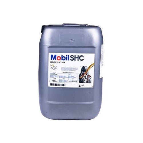 Масло индустр. Mobil SHC 624 20л. (151851)