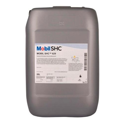 Масло индустр. Mobil SHC 629 20л. синтет. грузов./спецтех. (151859)