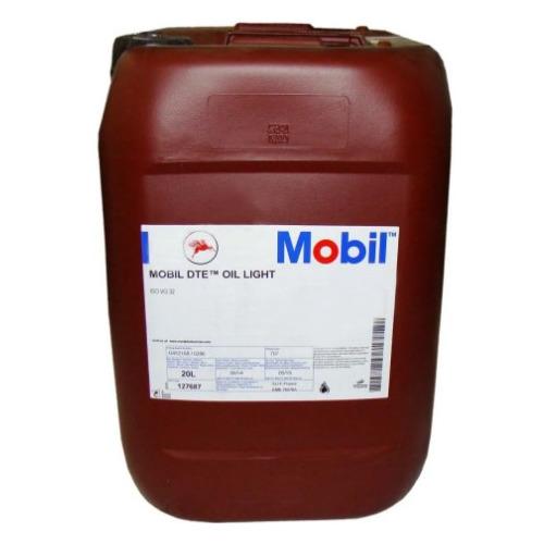 Масло индустр. Mobil DTE Oil Light 20л. (154238)