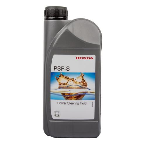 Жидкость гидравлическая HONDA 08284-999-02HE, полусинтет., 1л
