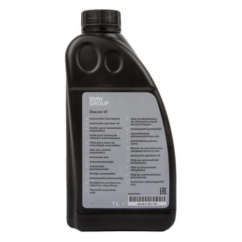 Масло трансмиссионное BMW ATF Dexron VI, синтетическое, 1л, АКПП [83 22 2 167 718]