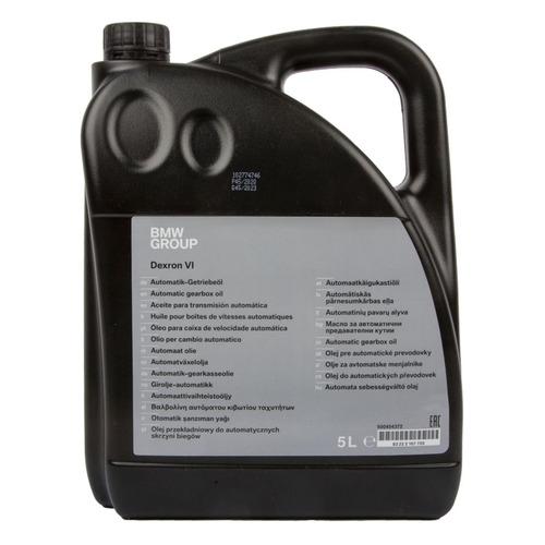 Масло трансмиссионное BMW ATF Dexron VI, синтетическое, 5л, АКПП [83 22 2 167 720]