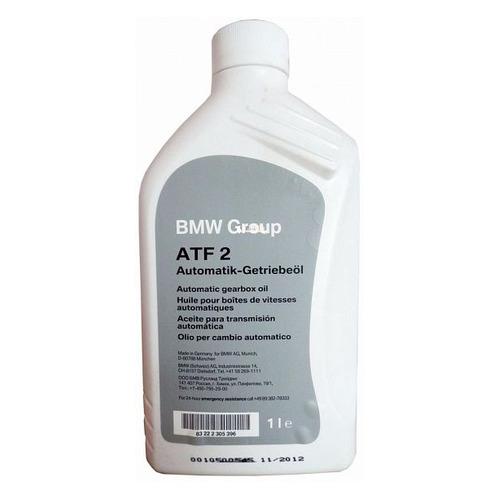 Масло трансмиссионное синтетическое BMW ATF 2, 1л [83 22 2 305 396]
