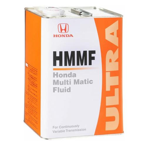 Масло трансмиссионное минеральное HONDA HMMF, 4л [08260-99904]