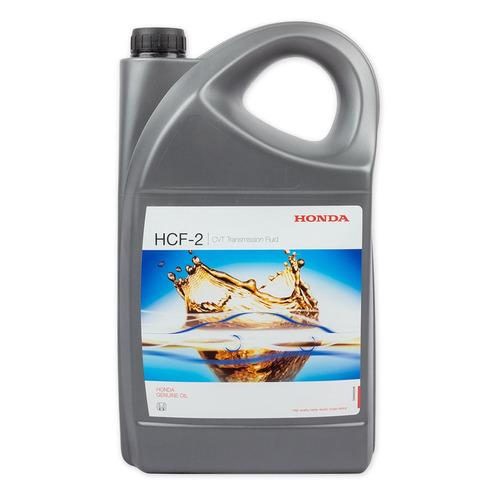 Масло трансмиссионное синтетическое HONDA CVT HCF-2, 4л [08269-999-05he]