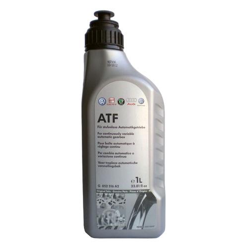 Масло трансмиссионное синтетическое VAG ATF, 1л [g 052 516 a2]