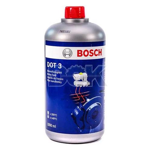 Жидкость тормозн. Bosch UniversalDOT 3 1л (1987479101)