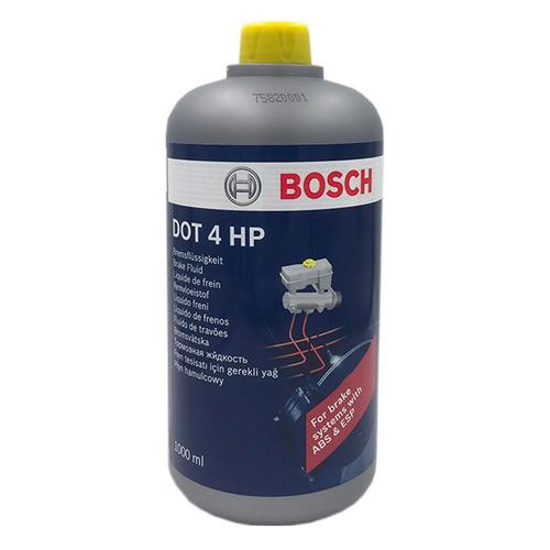 Жидкость тормозн. Bosch High PerfomanceDOT 4 1л (1987479113)