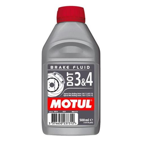 Жидкость тормозн. Motul Brake FluidDOT 4 0.5л (102718)