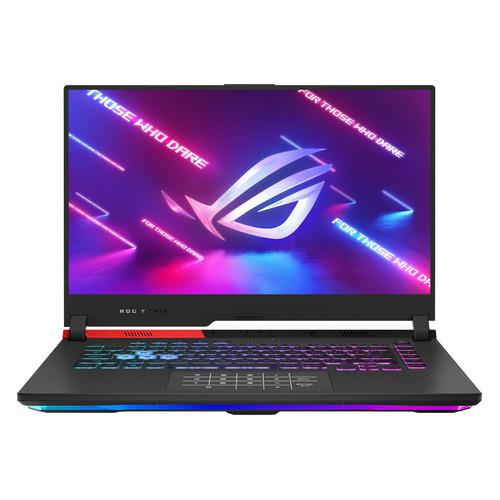 "Ноутбук ASUS ROG G513QY-HF001T, 15.6"", IPS, AMD Ryzen 9 5900HX 16ГБ, 512ГБ SSD, AMD Radeon RX6800M - 12288 Мб, Windows 10, 90NR06X4-M00130, серый"