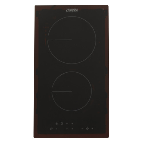 Варочная панель Zanussi CPZ324KC, Hi-Light, независимая, черный