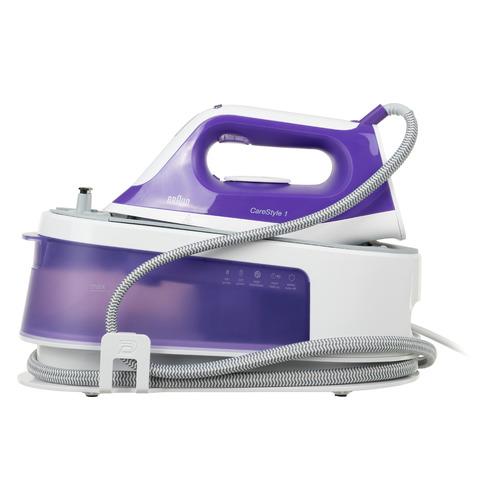 Парогенератор Braun IS1014VI, белый / фиолетовый
