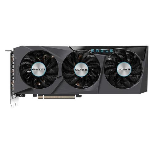 Видеокарта GIGABYTE NVIDIA GeForce RTX 3070 , GV-N3070EAGLE OC-8GD 2.0 LHR, 8ГБ, GDDR6, OC, LHR, Ret