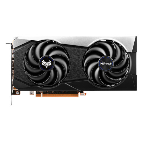 Видеокарта Sapphire AMD Radeon RX 6600XT, 11309-01-20G RX 6600XT Gaming OC NITRO+, 8ГБ, GDDR6, OC, LHR, Ret