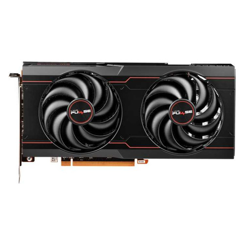 Видеокарта SAPPHIRE AMD Radeon RX 6600XT , 11309-03-20G RX 6600XT Gaming OC Pulse, 8ГБ, GDDR6, OC, Ret