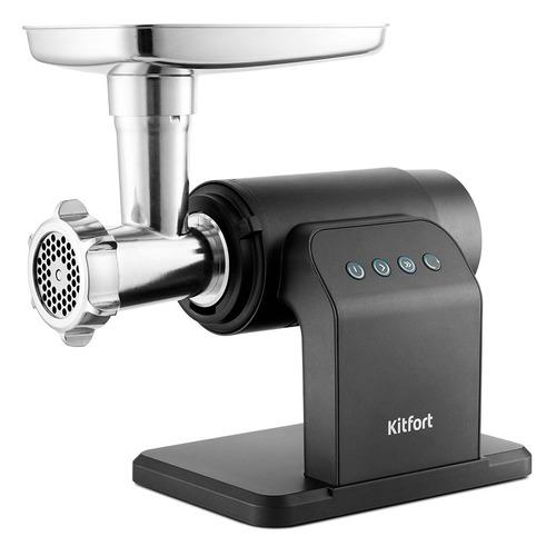 Мясорубка KitFort КТ-2109, черный