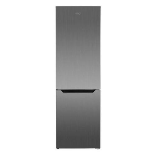 Холодильник KRAFT TNC-NF303D, двухкамерный, черный