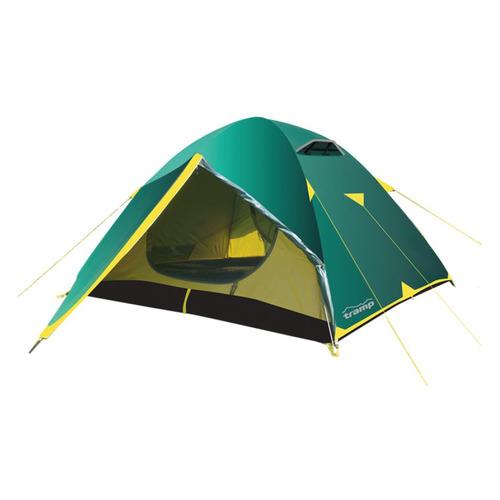 Палатка Tramp Nishe 2 (V2) турист. 2мест. зеленый (TRT-53)