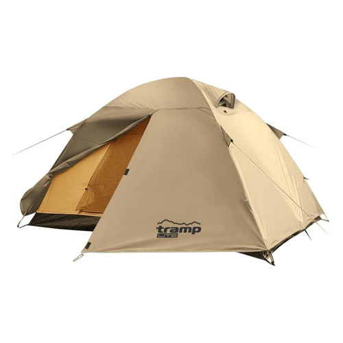 Палатка Tramp Lite Tourist 3 турист. 3мест. песочный (TLT-002)