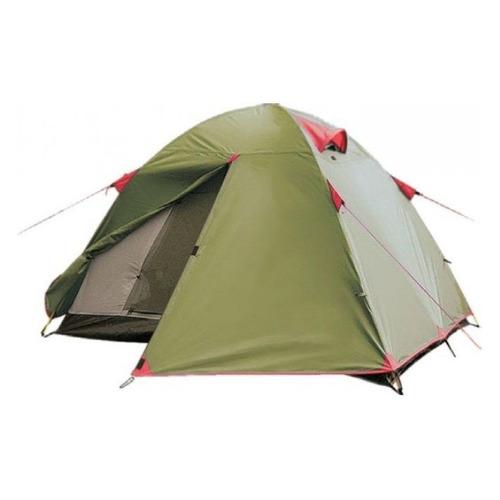 Палатка Tramp Lite Tourist 2 турист. 2мест. зеленый (TLT-004.06) палатка tramp lite twister 3