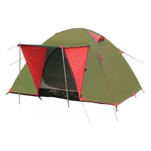 Палатка Tramp Lite Wonder 2 турист. 2мест. зеленый (TLT-005.06) палатка tramp lite twister 3