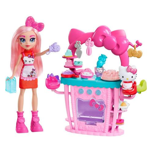 Игровой набор Hello Kitty Восхитительная кухня [gwx05]