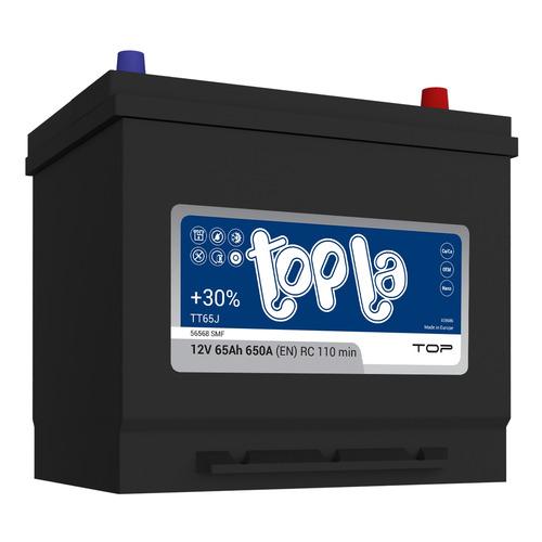 Аккумулятор автомобильный TOPLA TT65J 65Ач 650A [118667]
