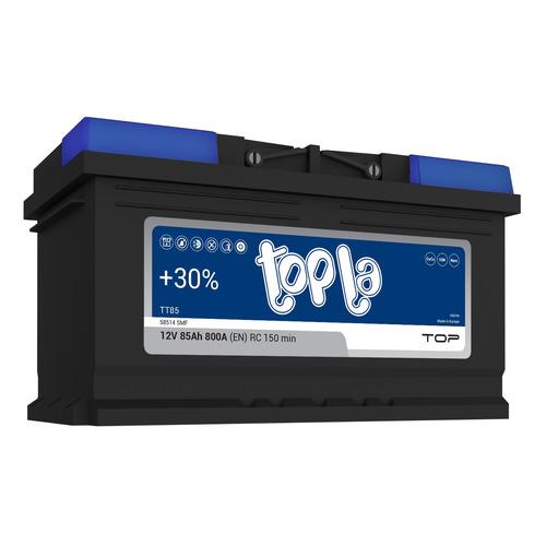 Аккумулятор автомобильный TOPLA TT85 85Ач 800A [118685]