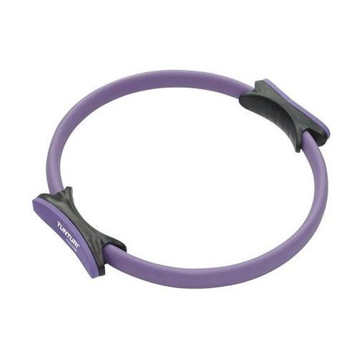 Эспандер Tunturi Pilates Ring для разных групп мышц фиолетовый (14TUSPI005)