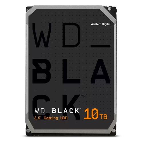 "Жесткий диск WD Black WD101FZBX, 10ТБ, HDD, SATA III, 3.5"""