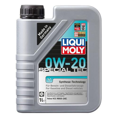 Моторное масло LIQUI MOLY Special Tec V 0W-20 1л. синтетическое [20631]