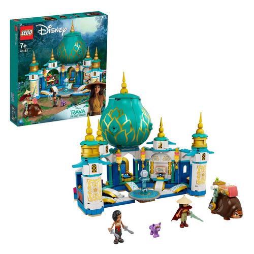 Конструктор Lego Райя и Дворец сердца