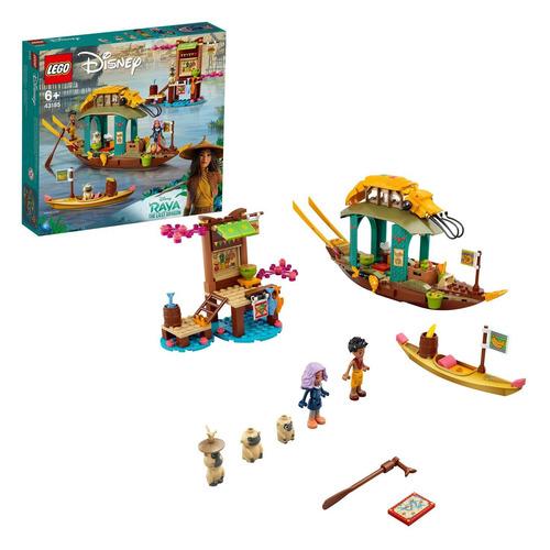 Конструктор Lego Лодка Буна, 43185