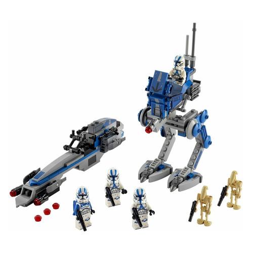 Конструктор Lego Star Wars Клоны-пехотинцы 501-го легиона