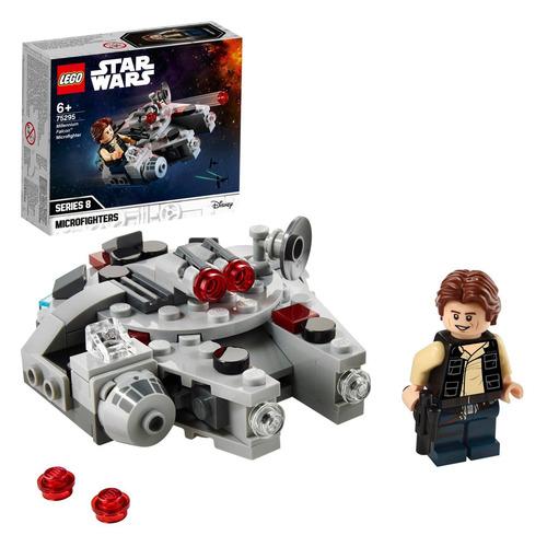 Конструктор Lego Star Wars Микрофайтеры Сокол тысячелетия