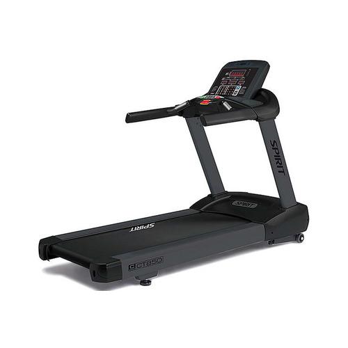 Беговая дорожка Spirit Fitness Fitness Сt850 серый/черный (CT85G)