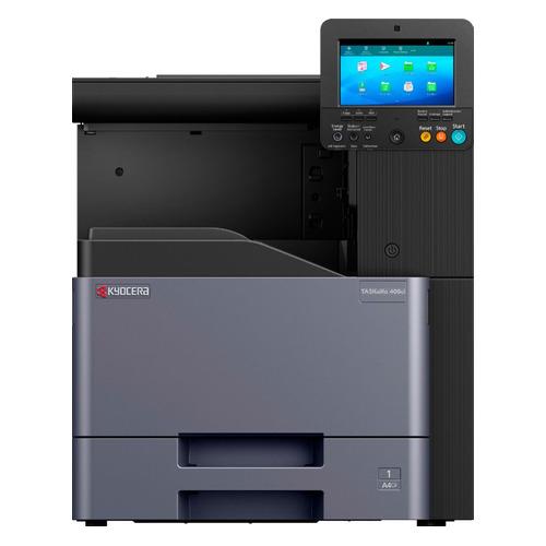МФУ лазерный Kyocera TASKalfa 408ci, A4, цветной, лазерный, темно-серый [1102v53nl0]