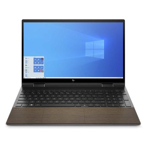 """Ноутбук-трансформер HP Envy x360 15-ed1015ur, 15.6"""", IPS, Intel Core i7 1165G7 2.8ГГц, 16ГБ, 512ГБ SSD, Intel Iris Xe graphics , Windows 10, 2X1Q0EA, темно-серый"""