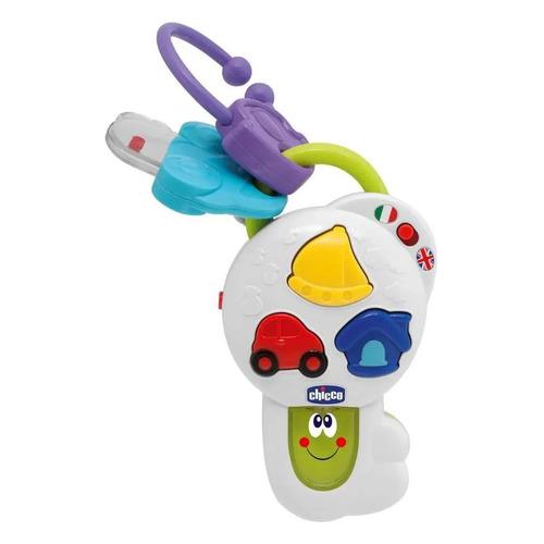 Интерактивная игрушка Chicco Говорящие ключи [00000995000180]