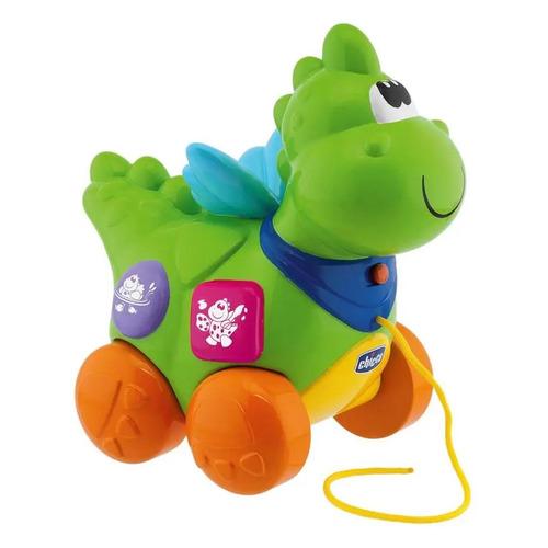 Интерактивная игрушка Chicco Говорящий дракон [00069033000180]