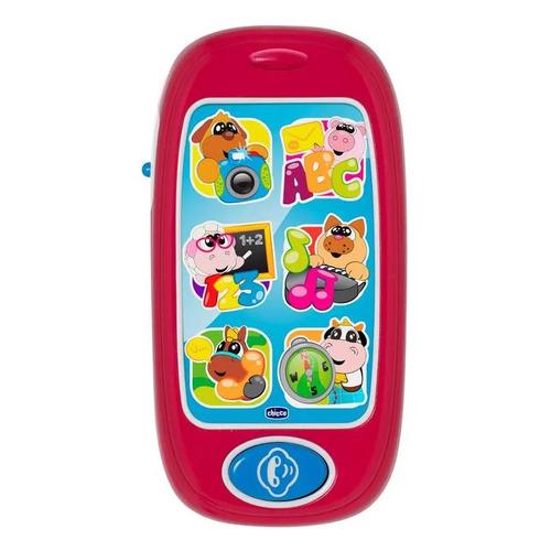 Интерактивная игрушка Chicco Говорящий смартфон ABC [00007853000180]