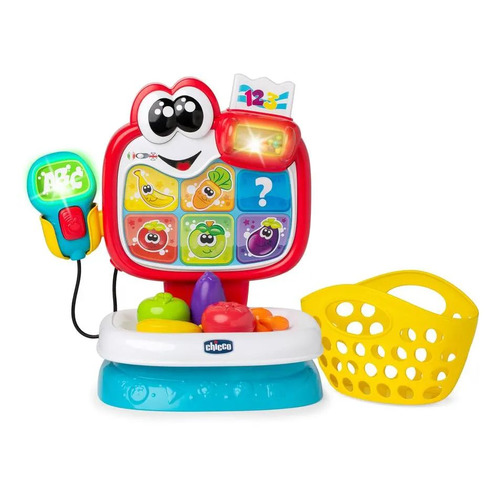 Интерактивная игрушка Chicco Baby Market [00009605000180]