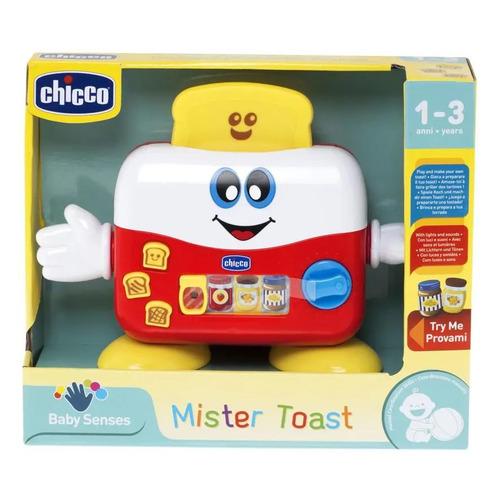 Интерактивная игрушка Chicco Мистер Toast [00009224100000]