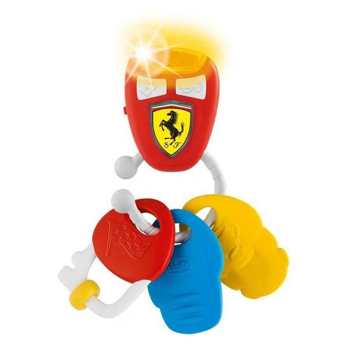 Интерактивная игрушка Chicco Ключи Ferrari [00009564000000]