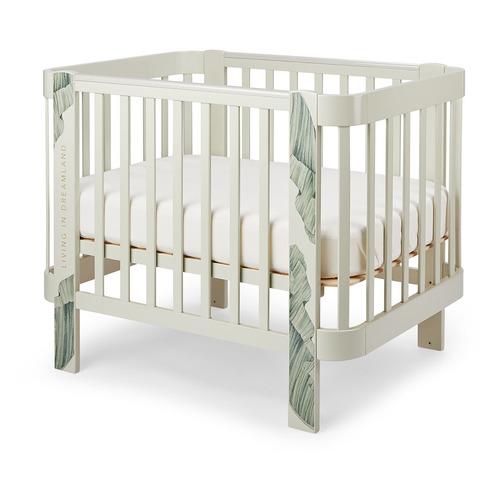 Кроватка Happy Baby Mommy Love, бежевый [95024]